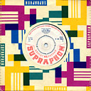 """a generic 7"""" Supraphon sleeve from the 1960s"""